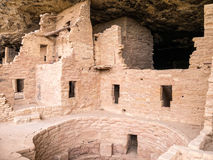 Spruce Tree House, Mesa Verde National Park Stock Photography