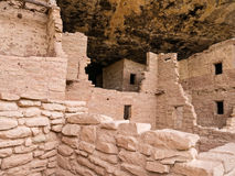 Spruce Tree House Ruins Royalty Free Stock Image