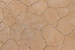 sprucken bakgrund torkar jord sprucken mudmodell Jord i spricka Royaltyfri Bild