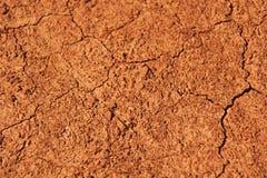sprucken bakgrund torkar jord sprucken mudmodell Jord i spricka Royaltyfria Foton