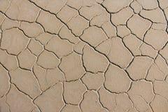 sprucken bakgrund torkar jord sprucken mudmodell Jord i spricka Royaltyfri Foto