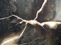 sprucken grungetextur Royaltyfri Fotografi