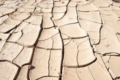 sprucken jord Royaltyfria Bilder
