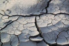 Sprucken jordbakgrund Royaltyfri Bild
