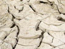sprucken jordning Arkivfoto