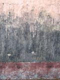 Sprucken konkret tappningväggbakgrund, gammal vägg texturerad bakgrund Arkivfoton
