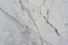 Sprucken konkret texturcloseupbakgrund Arkivfoto