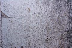 Sprucken konkret texturcloseupbakgrund som är stor för din desig Royaltyfri Fotografi