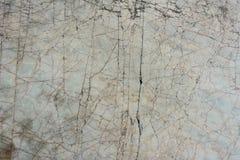 Sprucken konkret texturcloseupbakgrund som är stor för din desig Royaltyfria Foton