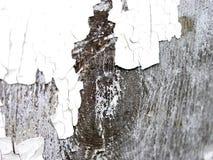 sprucken målarfärg arkivfoto