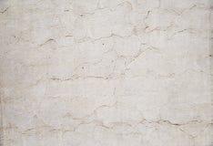 Sprucken stenvägg Royaltyfri Foto