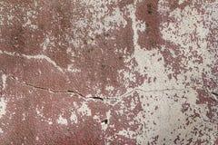 Sprucken tappningväggbakgrund Royaltyfria Bilder