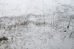 sprucken textur Slut upp gammalt badrum Royaltyfri Bild