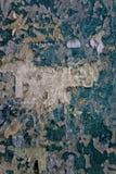 sprucken texturvägg Royaltyfria Bilder