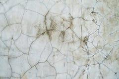 Sprucken väggtextur på bakgrund Royaltyfria Foton