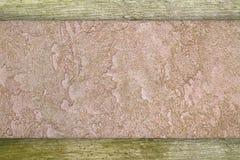 Sprucken wood yttersidatextur Royaltyfria Foton