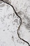 Sprucket cement Royaltyfria Bilder