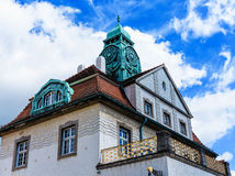 The Sprudelhof in Bad Nauheim, Germany Royalty Free Stock Photos