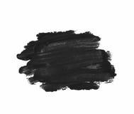 Spruzzata dei colpi della pittura isolati Fotografie Stock Libere da Diritti