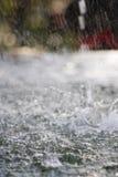Spruzzata dell'acqua Immagini Stock Libere da Diritti