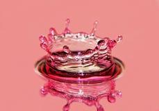 Spruzzata dell'acqua Fotografia Stock