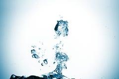 Spruzzata dell'acqua Fotografia Stock Libera da Diritti