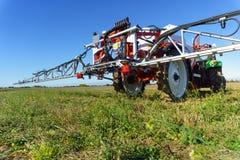 Spruzzatore chimico agricolo Fotografia Stock