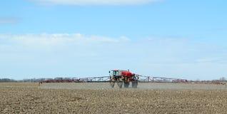 Spruzzatore di agricoltura Immagine Stock Libera da Diritti