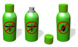 spruzzo della Anti-zanzara Fotografia Stock