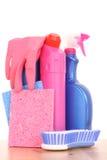 sprząta dom zdjęcie stock