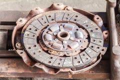 Sprzęgłowy dysk silnik Fotografia Royalty Free
