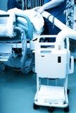 Sprzęt medyczny w pracie fotografia stock