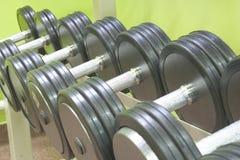 sprzęt fitness Zdjęcie Stock