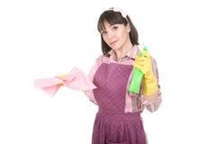 sprzątanie Fotografia Royalty Free
