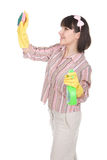 sprzątanie Zdjęcie Royalty Free