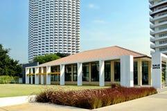 Sprzedaż budynek biurowy Fotografia Royalty Free