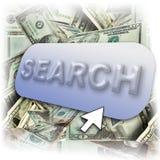 sprzedaż marketingowe przedsiębiorstw Obrazy Stock