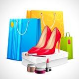 Sprzedaż Produkt Zdjęcia Royalty Free