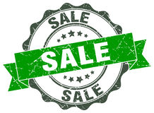 Sprzedaż znaczek ilustracji