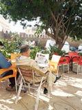 Sprzedaży Medina ściany morocco Rabat Afryka Pólnocna Obrazy Royalty Free