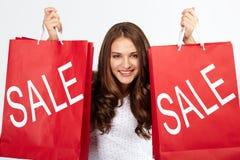 sprzedaży rzeczy Obrazy Stock