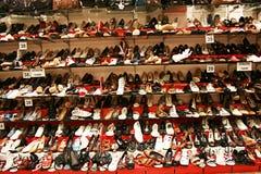 sprzedaż buty Obraz Stock