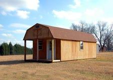 sprzedaż nowej stodole szopa Zdjęcie Stock