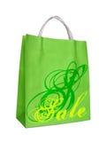 sprzedaż torby na zakupy Obrazy Stock