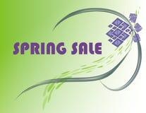 sprzedaży wiosna Obraz Stock