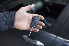 Sprzedawać twój samochód Fotografia Stock