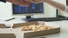 Sprzedawanie pizza dla bitcoins zbiory