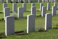 sprzymierzeni cmentarze Fotografia Stock