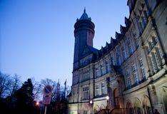 Spuerkees Luxemburg stock foto's