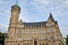 Spuerkees, Luxemburg Stockfotos